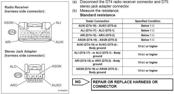 stock stereo wiring diagram for 2007 toyota scion of back wiring diagram for 2007 toyota highlander #8