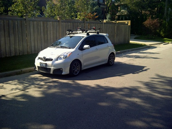 Official POLAR WHITE yaris thread - Page 22 - Toyota Yaris Forums